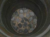 Донный фильтр в колодец
