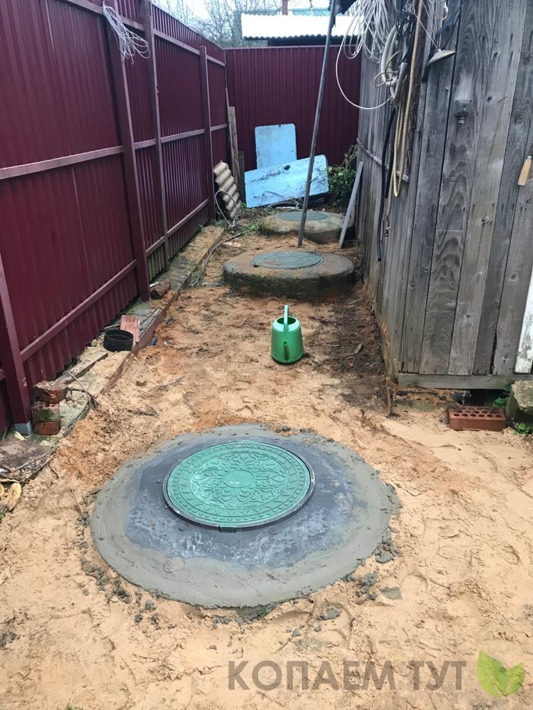 Септик - канализация для дачи